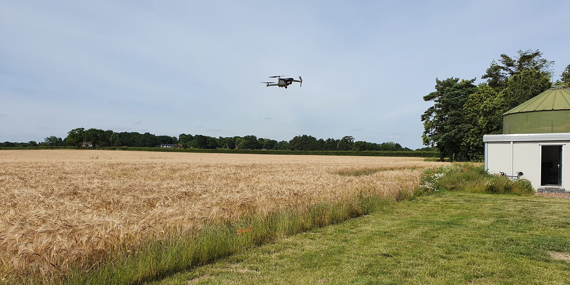 Norfolk Drone Training